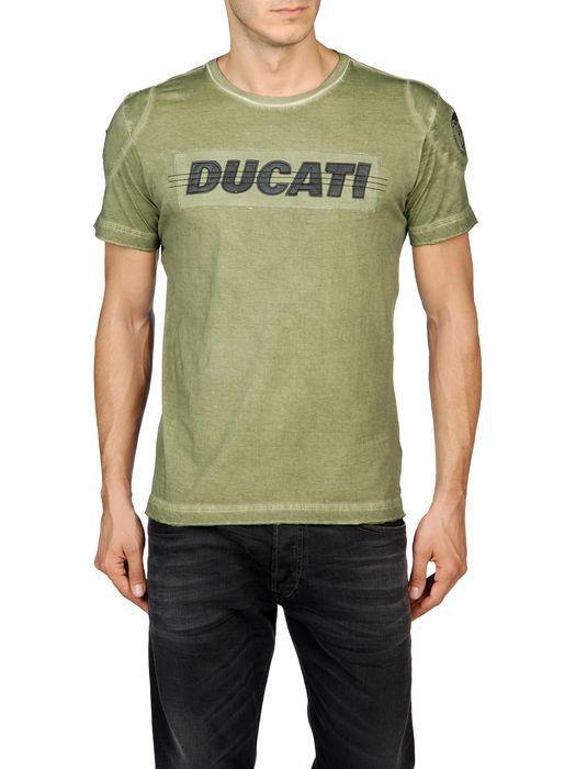 DIESEL DU-RIM 01LYW Short sleeves U e