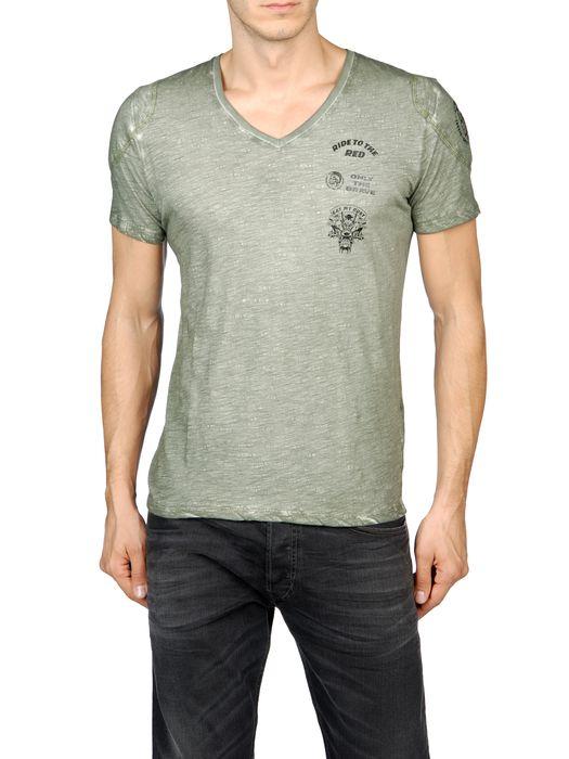 DIESEL DU-VITESSE 01TSZ Short sleeves U e
