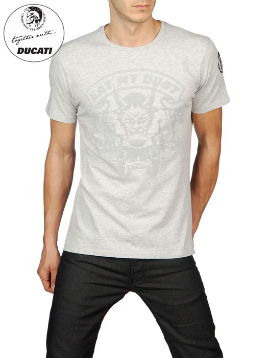 DIESEL DU-RED 01MOH Short sleeves U f