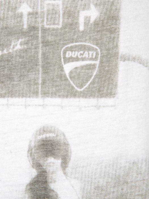 DIESEL DU-BOLT 01MOH Short sleeves U d