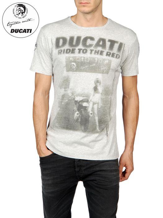 DIESEL DU-BOLT 01MOH Short sleeves U f