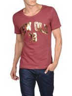 DIESEL T-NEW-OLD-RS Camiseta U f