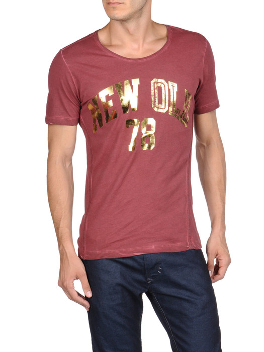 DIESEL T-NEW-OLD-RS Camiseta U e