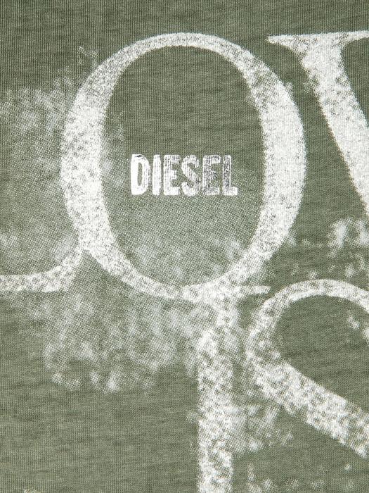 DIESEL T-LIVY-Q T-Shirt D d