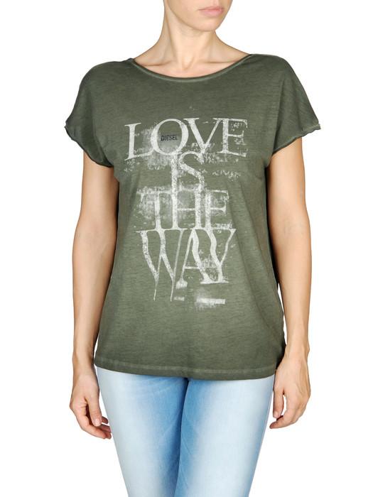 DIESEL T-LIVY-Q T-Shirt D e