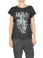 DIESEL T-LIVY-Q T-Shirt D f