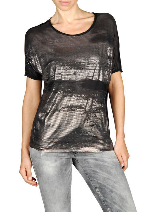 DIESEL T-SQUARINA-A Short sleeves D e