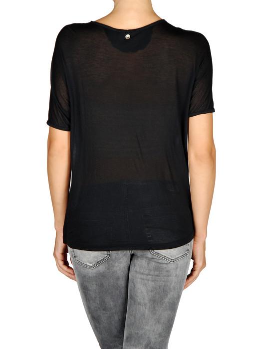 DIESEL T-SQUARINA-A Short sleeves D r