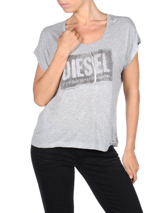 DIESEL T-DONA-Q Short sleeves D f