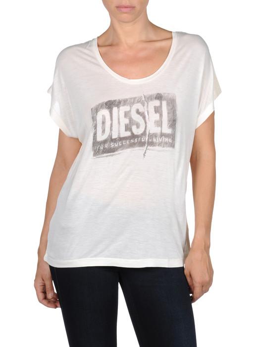 DIESEL T-DONA-Q Short sleeves D e
