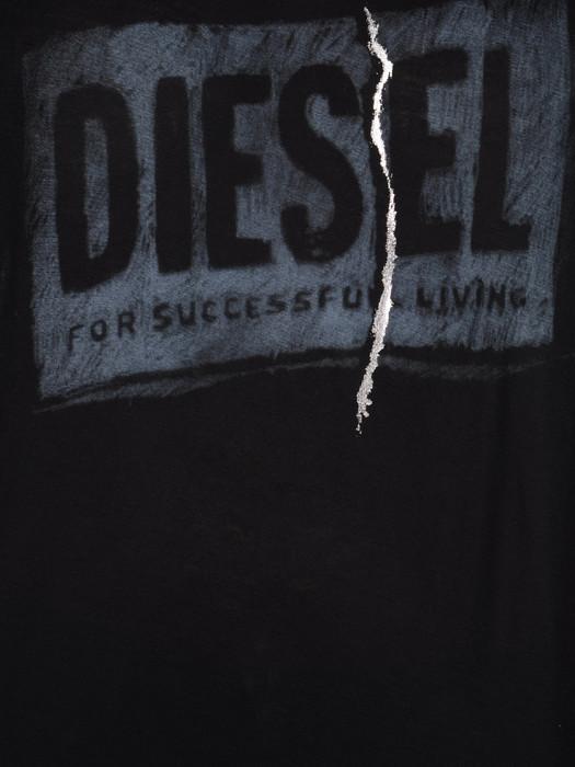 DIESEL T-DONA-Q Short sleeves D d