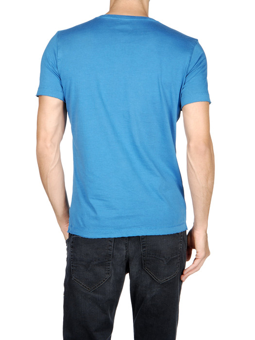 DIESEL T-MORGHEN-R 00JTS Short sleeves U r