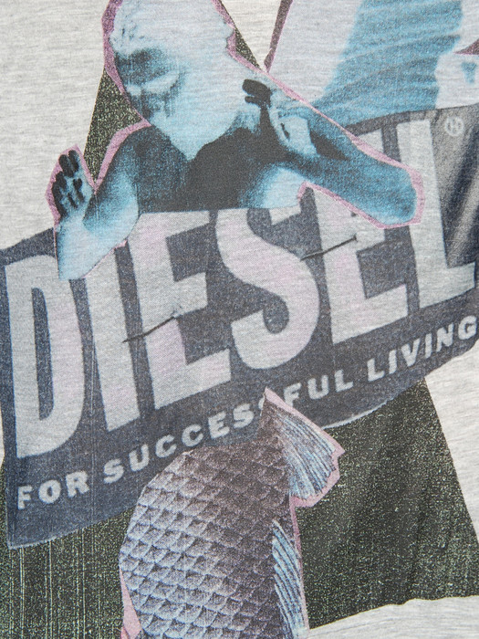 DIESEL T-RAZZY-A Top D d
