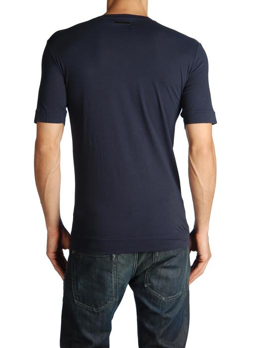 DIESEL BLACK GOLD TAICI-BIKER T-Shirt U r