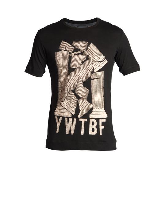 DIESEL BLACK GOLD TORICY-YWTBF Kurze Ärmel U f