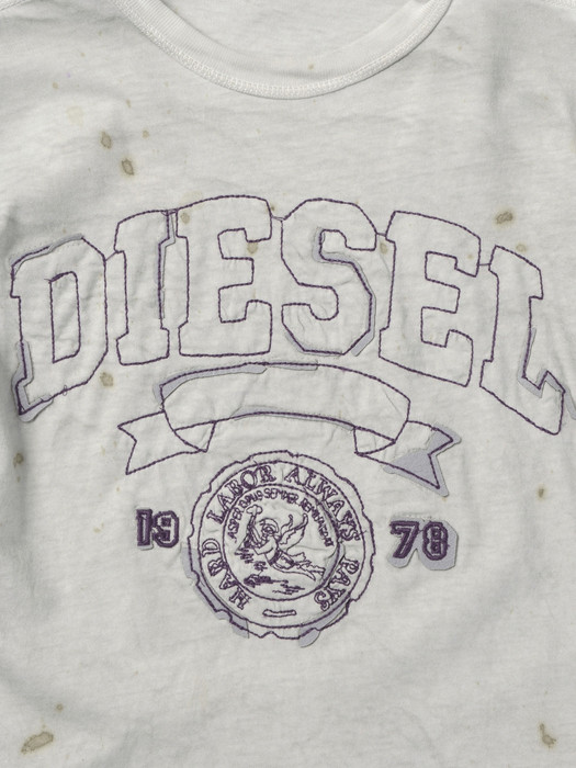 DIESEL TISBY SLIM KYAEW Long sleeves U d