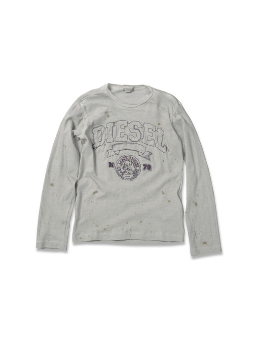 DIESEL TISBY SLIM KYAEW Long sleeves U f