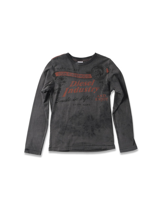 DIESEL TIBOX SLIM Long sleeves U f