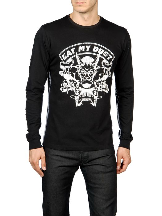 DIESEL DU-FENDERT 00MOH Long sleeves U e