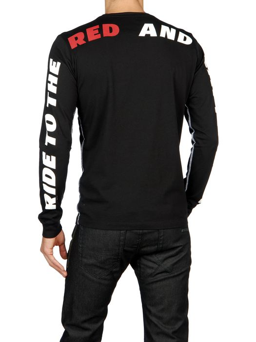 DIESEL DU-FENDERT 00MOH Long sleeves U r
