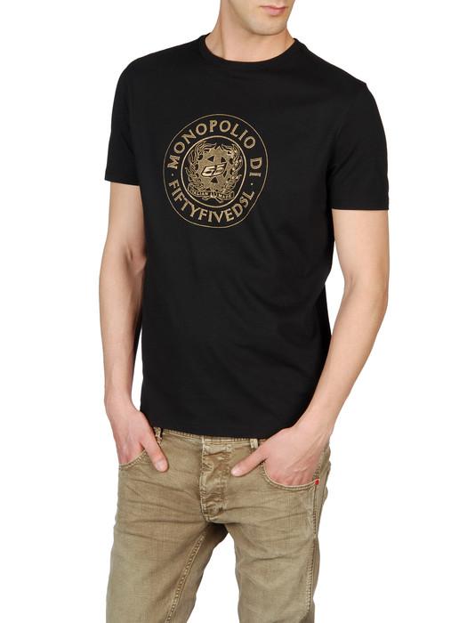 55DSL T-MONOPOLIO 00V51 Camiseta U f