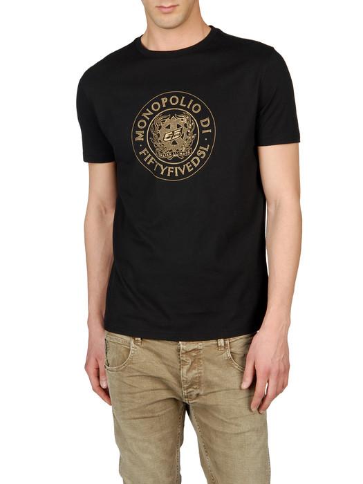 55DSL T-MONOPOLIO 00V51 Camiseta U e