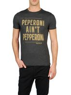 55DSL TEPERONI 00V51 Short sleeves U f