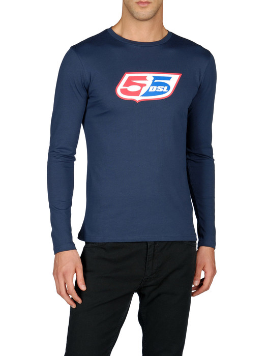 55DSL LOGOLONG 00V51 Long sleeves U f