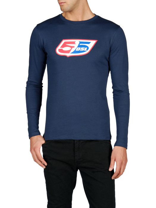 55DSL LOGOLONG 00V51 Long sleeves U e