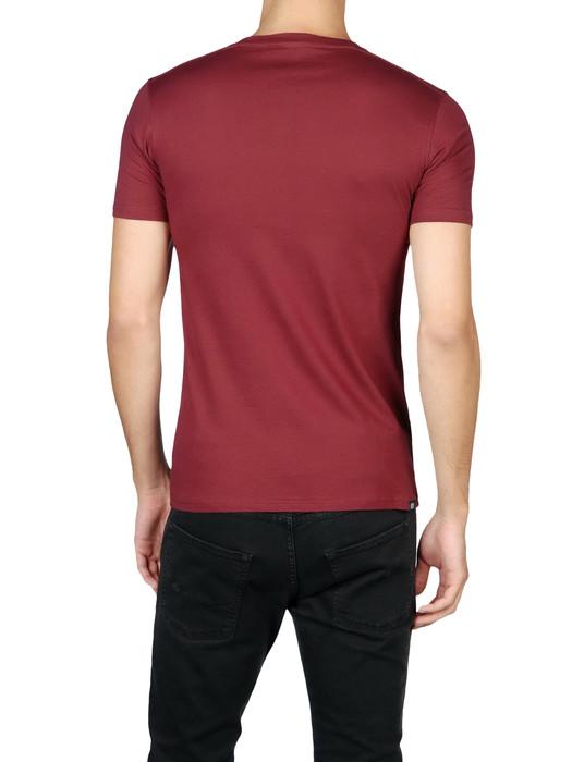 55DSL LOGOCLASSIC 00V51 Short sleeves U r