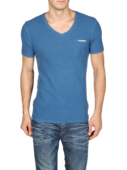 DIESEL T-CARMENTE-S 00QWJ Short sleeves U e