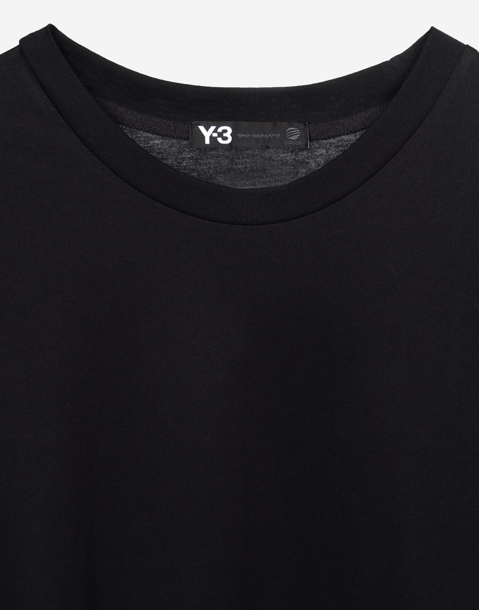 ec62ce6cc ... Y-3 Y-3 Skull Tee Short sleeve t-shirt Man d ...