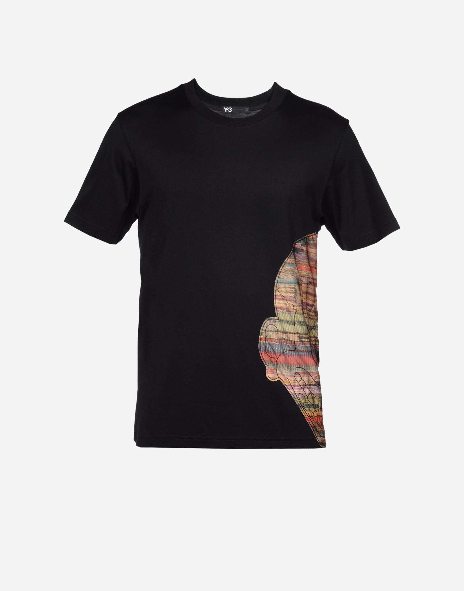 c43659b16  Y 3 Skull Tee Short Sleeve t Shirts | Adidas Y-3 Official Site