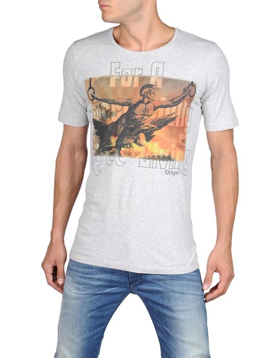 DIESEL T5-SAGA Short sleeves U f