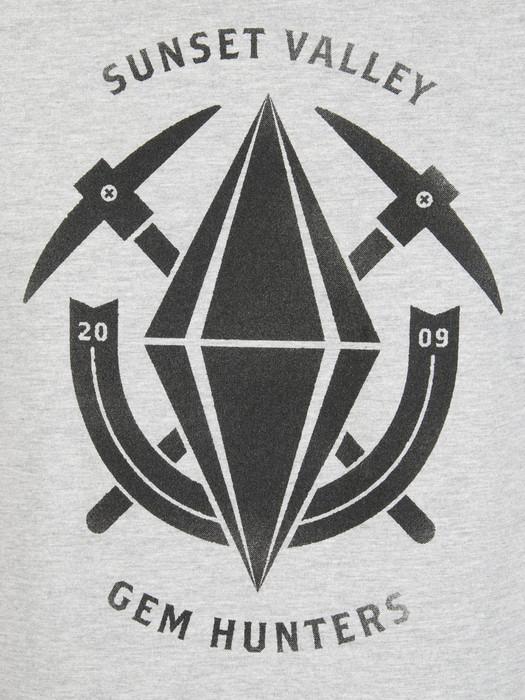 55DSL GEMMES 00V51 Kurze Ärmel U d