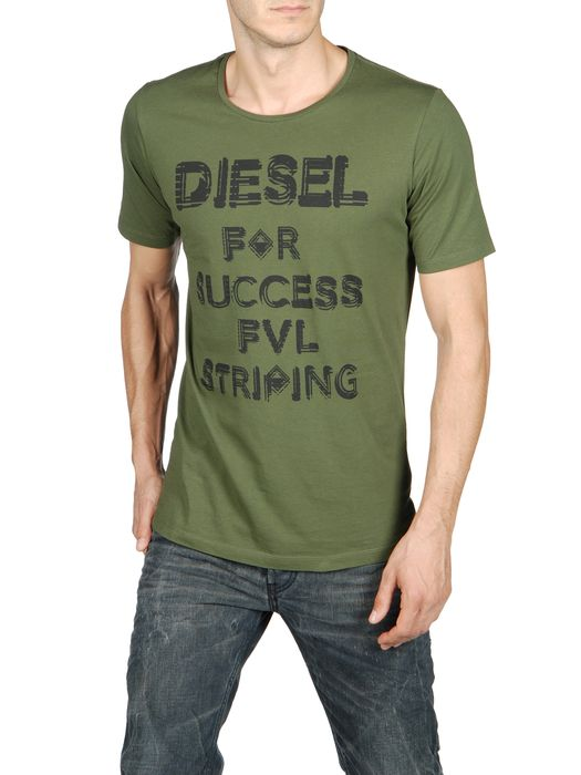 DIESEL T6-ONE 00919 Short sleeves U f