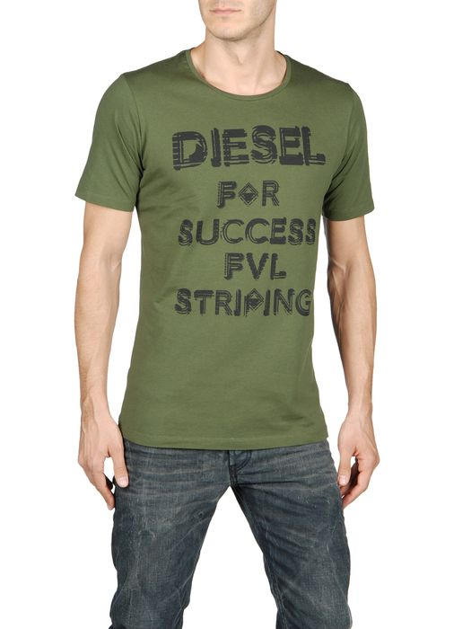 DIESEL T6-ONE 00919 Short sleeves U e