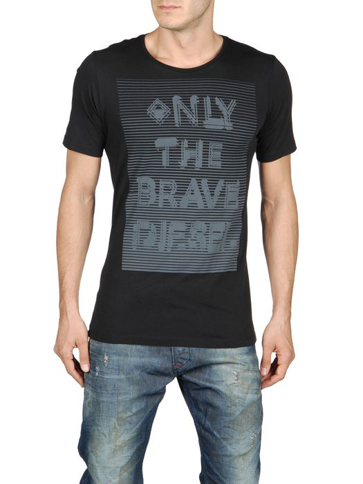DIESEL T6-TWO 00919 Short sleeves U e