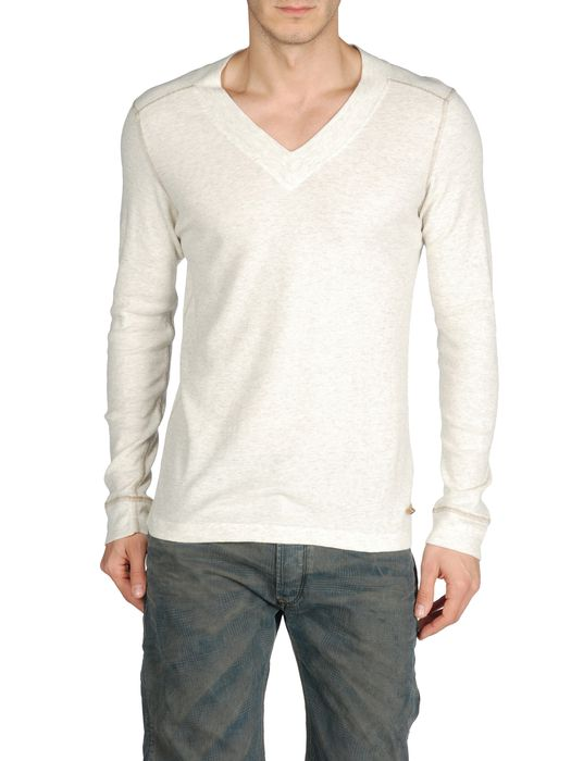 DIESEL T-REFLEXIVE-S Long sleeves U e