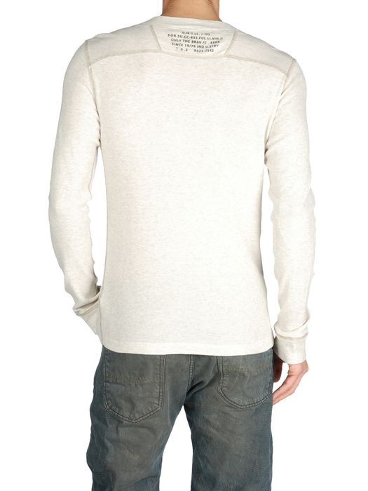 DIESEL T-REFLEXIVE-S Long sleeves U r