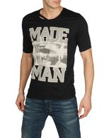DIESEL T-COLORADO-RS Short sleeves U f