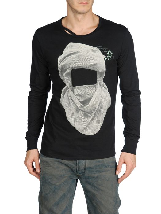 DIESEL T-SONORA-RS Manches longues U e