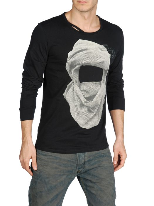 DIESEL T-SONORA-RS Manches longues U f