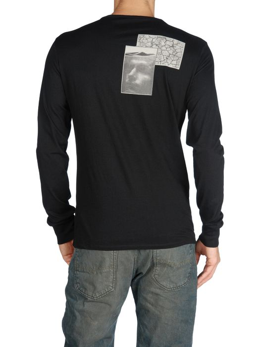 DIESEL T-SONORA-RS Manches longues U r