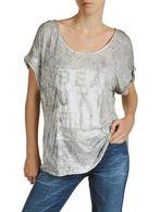 DIESEL T-LOKI Short sleeves D f