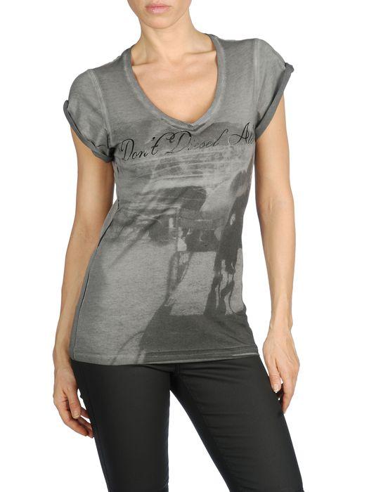 DIESEL T-PORTULA-C T-Shirt D f