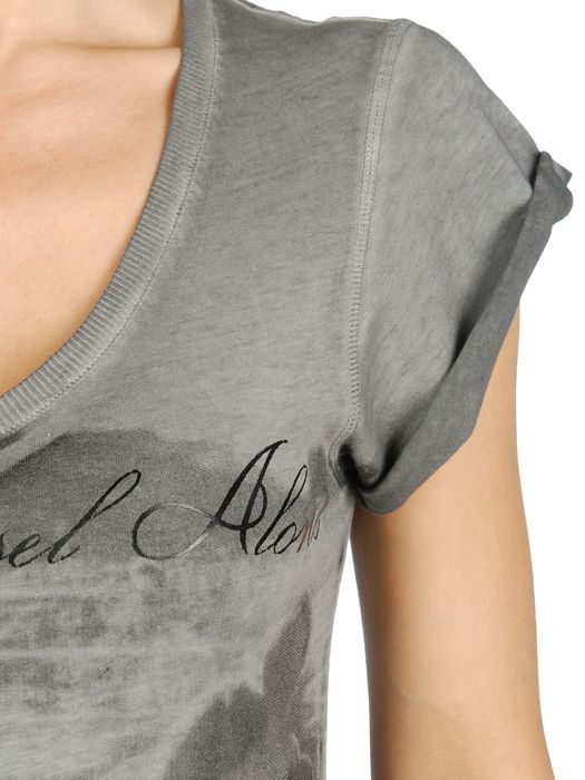 DIESEL T-PORTULA-C T-Shirt D d