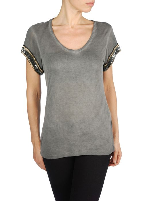DIESEL T-PORTULA-B Short sleeves D e