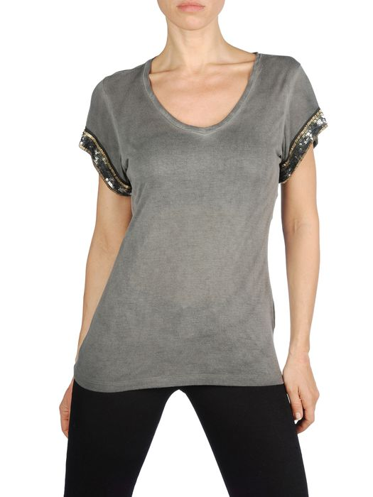 DIESEL T-PORTULA-B Short sleeves D f
