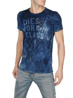 DIESEL T-AUSMA-RS Short sleeves U f